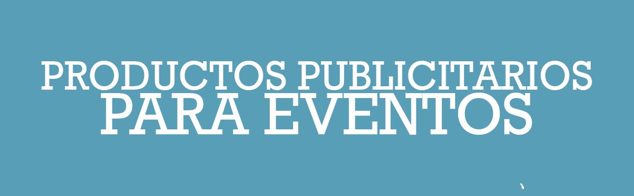 productos publicitarios para eventos